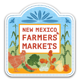 NM Farmer's Markets logo