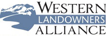 Western Landowners Alliance logo